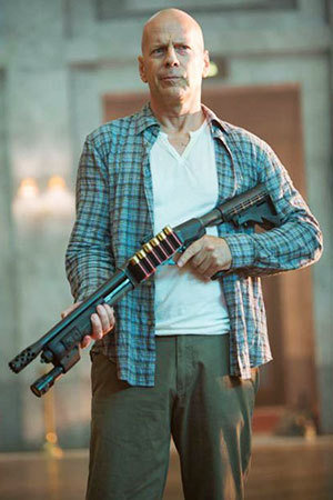 Bruce Willis - Die Hard with a Vengeance