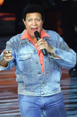 Chubby Checker sues HP over lewd app