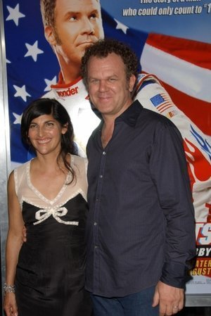 Alison Dickey and John C Reilly