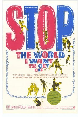 Stop the World -- I Want to Get Off