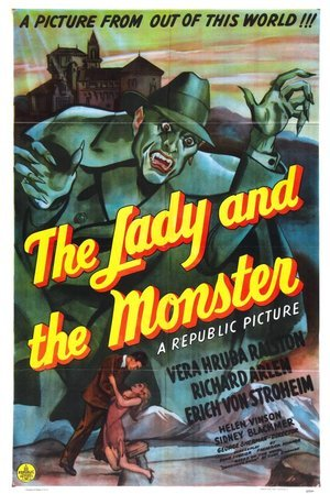 Lady and the Monster