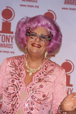"Barry ""Dame Edna"" Humphries"