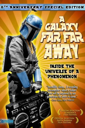 Galaxy Far, Far Away
