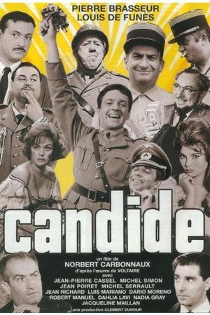 Candide, ou l'optimisme au XX siecle