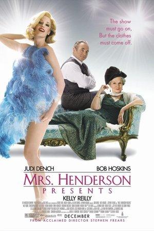 Mrs. Henderson Presents