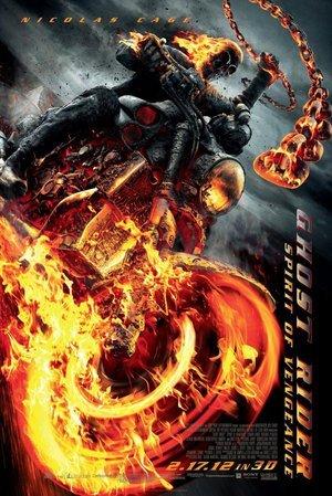 Ghost Rider: Spirit of Vengeance 3D