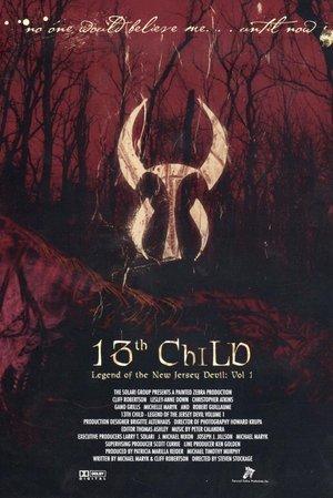 13th Child - Legend of the Jersey Devil, Volume 1