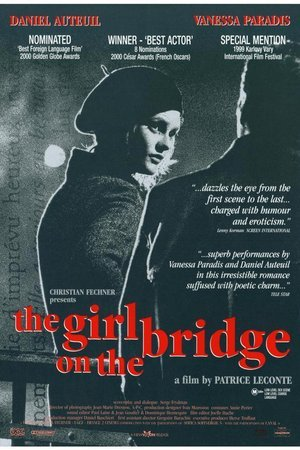 Girl on the Bridge
