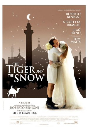 Tiger and the Snow