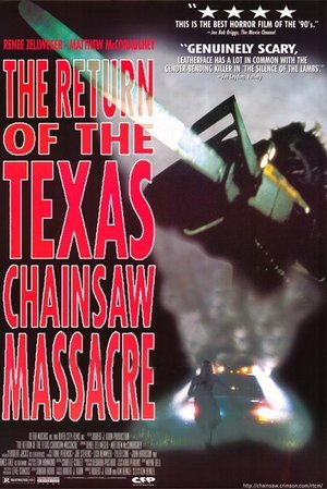 Return of the Texas Chainsaw Massacre