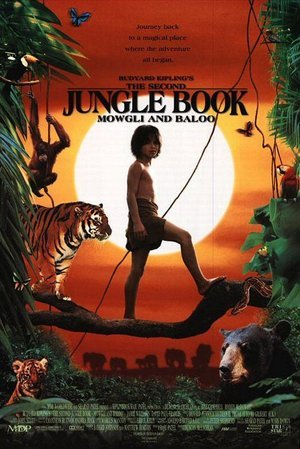 Second Jungle Book - Mowgli and Baloo