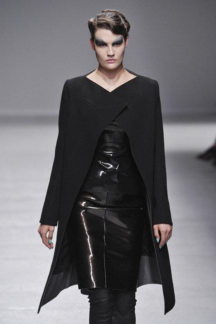 Paris Fashion Week Ready to Wear Spring/Summer 2014 - Gareth Pugh