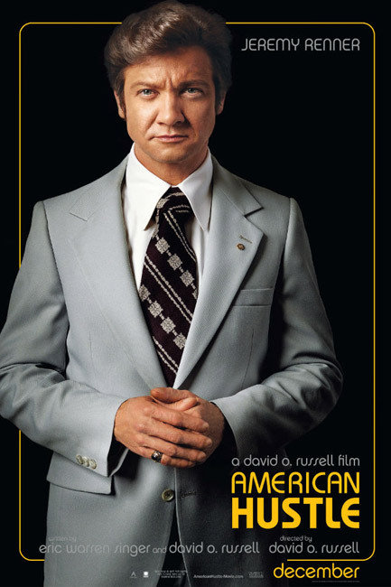 American Hustle, Jeremy Renner