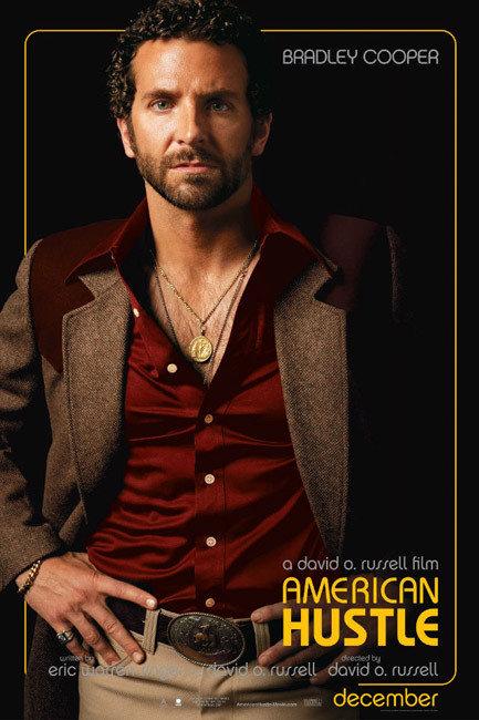 American Hustle, Bradley Cooper