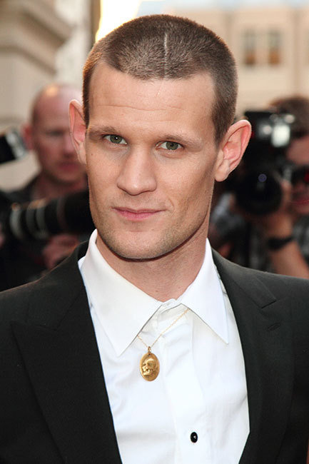Matt Smith Needs to Update His Business Cards: He's Playing Patrick Bateman On Stage