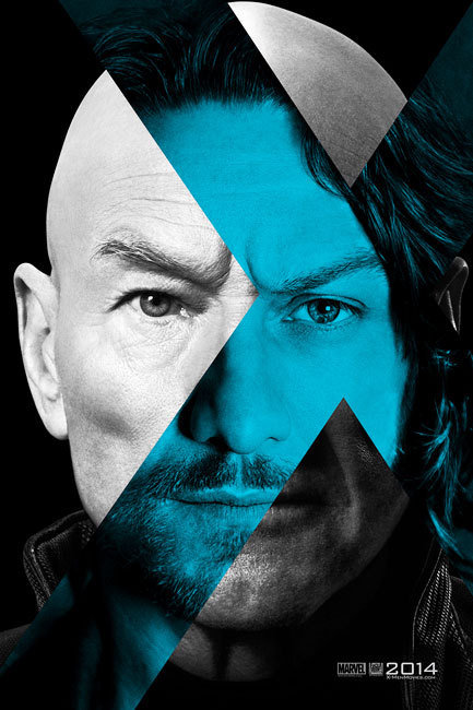 X-Men: Days of Futures Past poster
