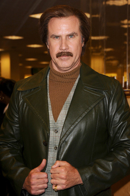 Will Ferrell, Ron Burgundy