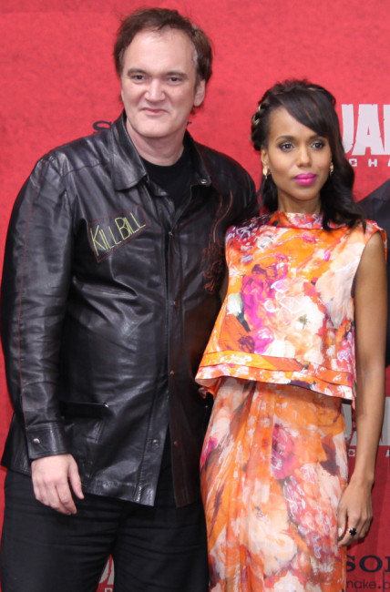 Quentin Tarantino, Kerry Washington