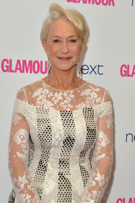 Helen Mirren, Glamour Awards