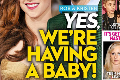 Kstew and Rob's Relationship as told in <em>Tabloids</em>