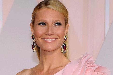 Gwyneth Paltrow, 87th Annual Academy Awards, Oscars 2015