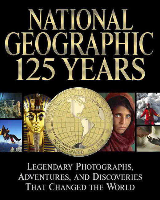 National Geographic - 125th Anniversary