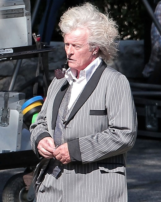 Rutger Hauer as New Villain Macklyn on True Blood