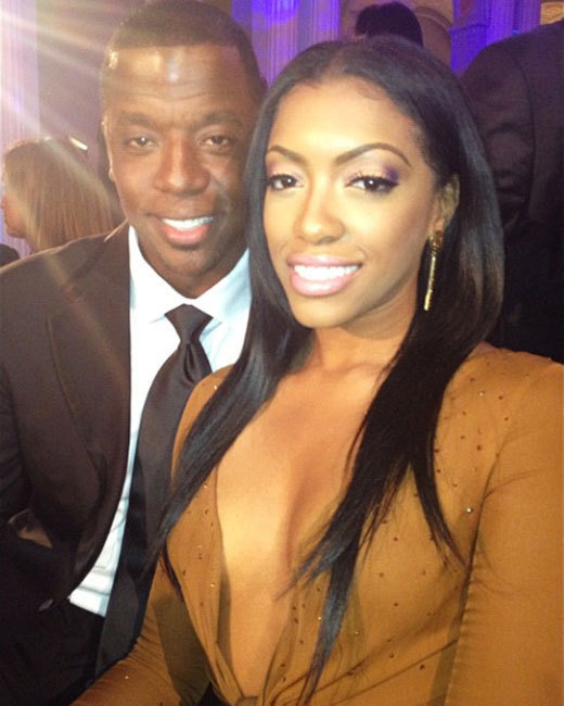Korbell Stewart and Porsha Williams Real Housewives Divorce
