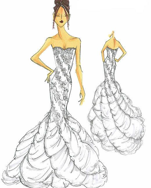 wedding dresses games design 114
