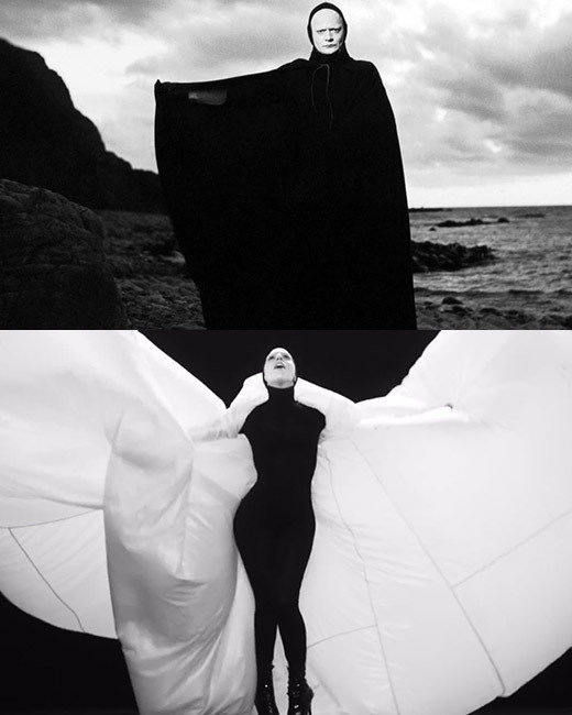 Lady Gaga, Applause, The Seventh Seal