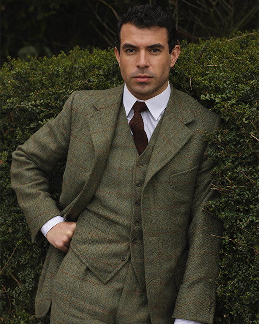 Tom Cullen as Lord Gillingham, Downton Abbey