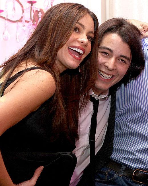 Sofia Vergara is producing a new sitcom based on her life, called 'Raising Mom'