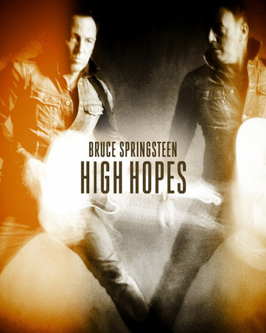 Bruce Springsteen, High Hopes cover