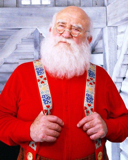Ed Asner, Elf