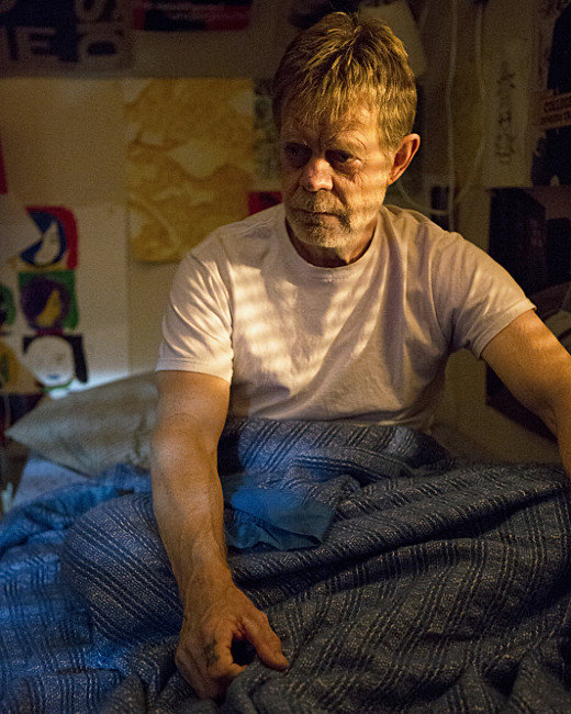 William H. Macy, Shameless