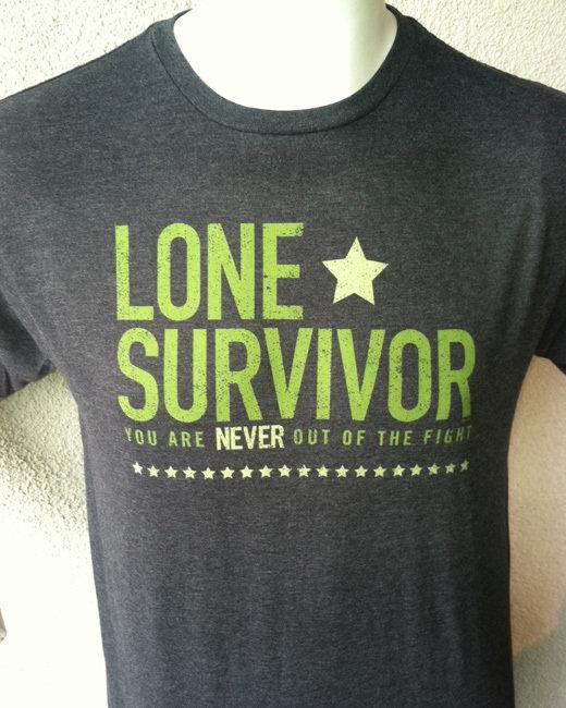 Lone Survivor Giveaway