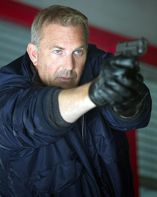 Kevin Costner, Jack Ryan: Shadow Recruit