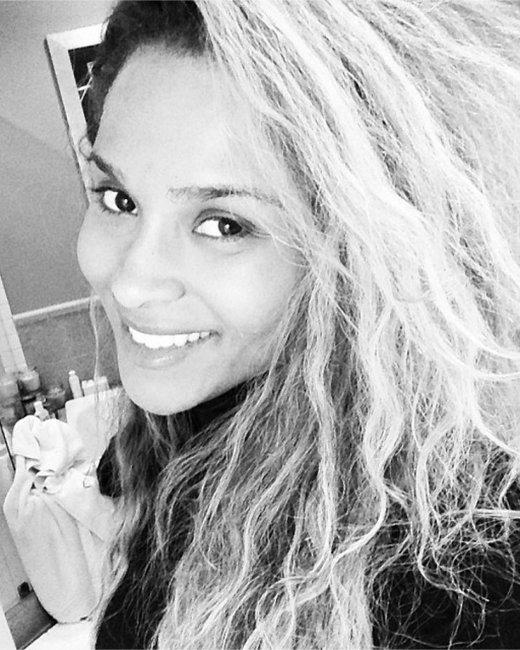 Ciara, Instagram