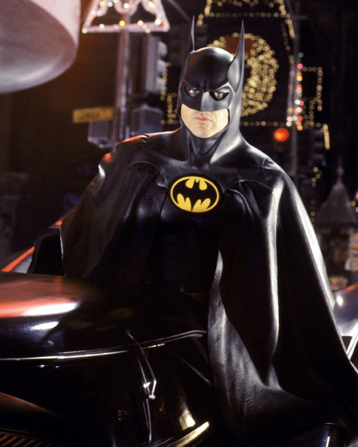 Batman Returns 1992, Michael Keaton