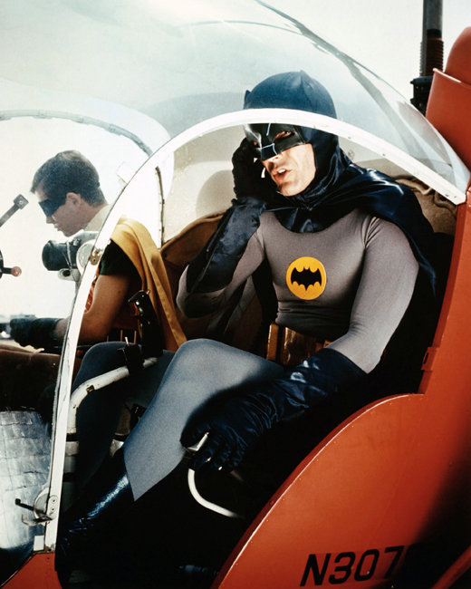 Batman 1966, Adam West