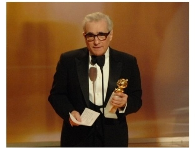64th Annual Golden Globe Awards Telecast: Martin Scorsese