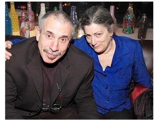 Martha Skolnik and Mr. Skolnik