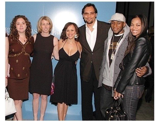 Yo Soy Boricua Premiere Photos:  Liz Garbus, Rory Kennedy, Rosie Perez, Jimmy Smits, Mos Def and Zoe Saldana