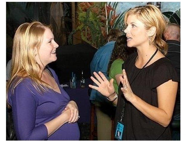 Palm Springs Short Film Festival Photos:  New directors, Melissa Joan Hart and Tiffani Thiessen