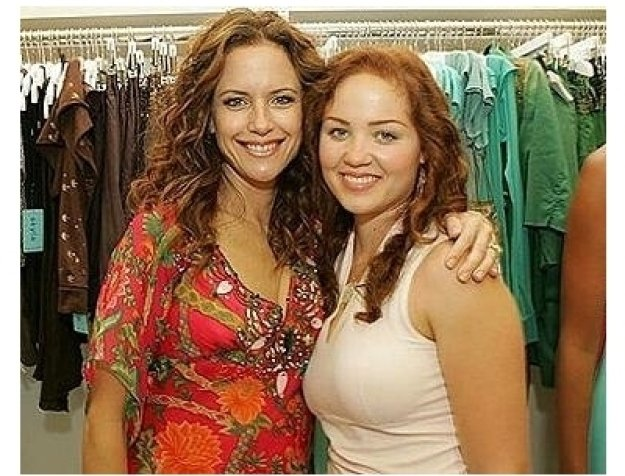 Grand Opening of SKYLA Boutique Photos: Kelly Preston and Erika Christensen