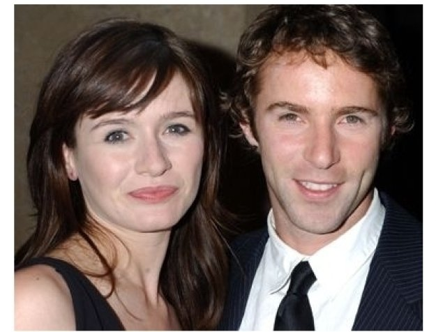 Emily Mortimer and Alessandro Nivola at the 19th American Cinematheque Award Gala