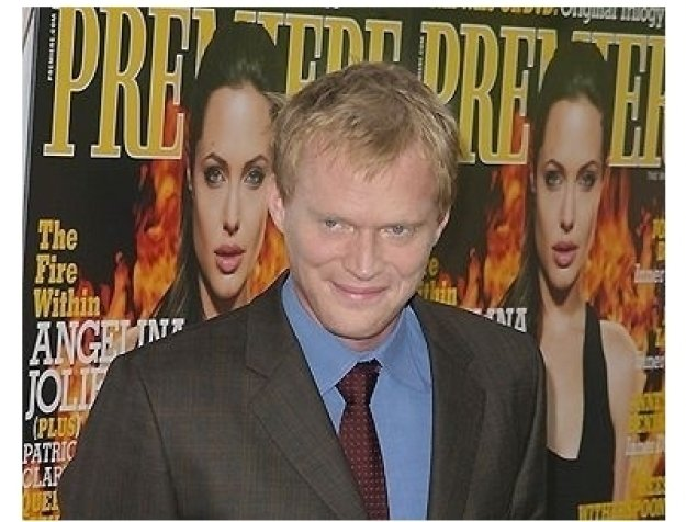 Paul Bettany at the Premiere Women in Hollywood Luncheon