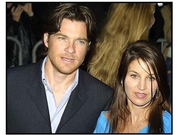Jason Bateman and wife Amanda at The Sweetest Thing premiere