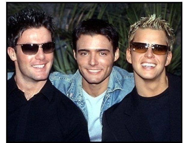 BBMak at the 2000 Billboard Music Awards