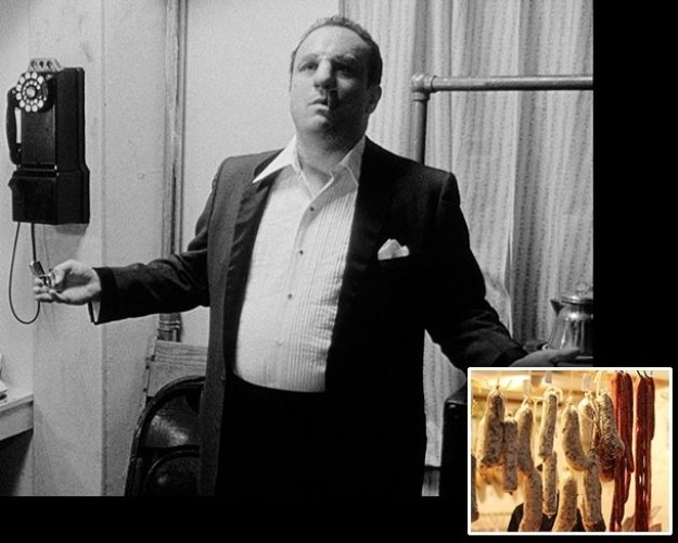 What Did Robert De Niro Eat for 'Raging Bull'?